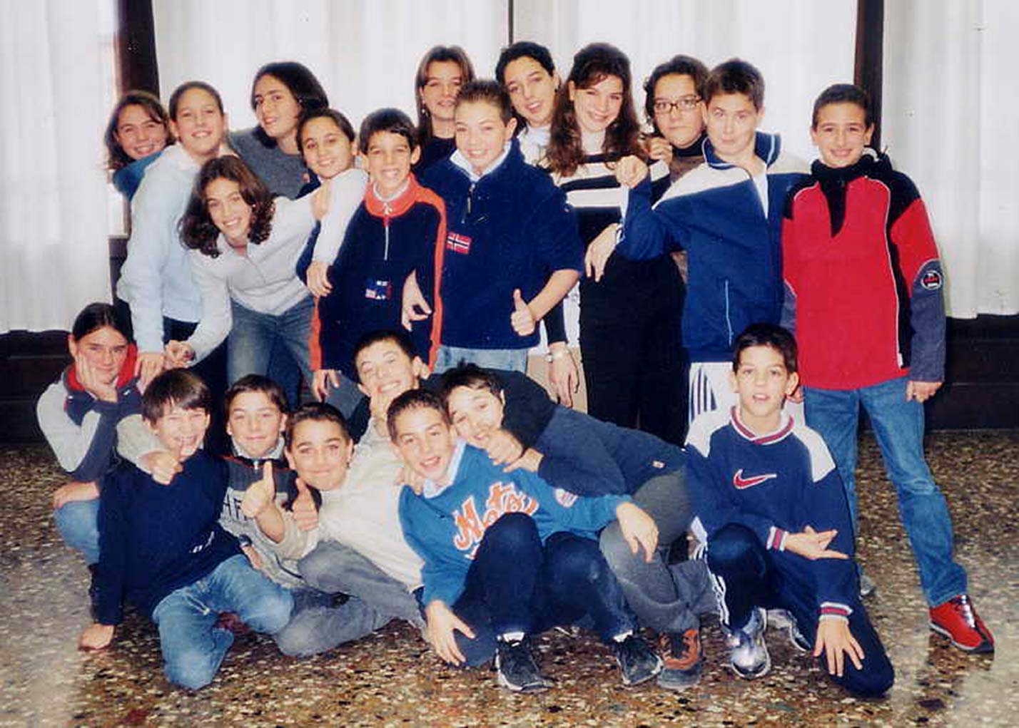 Nuova pagina 1 for Scuola sansovino venezia